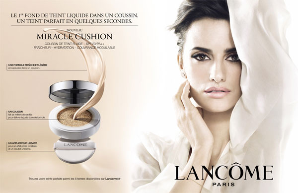 LANCÔME - MIRACLE CUSHION