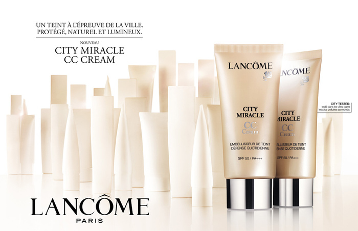 LANCÔME - CITY MIRACLE