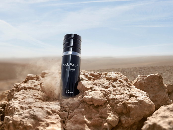 DIOR SAUVAGE - Photographed by Florian Joy